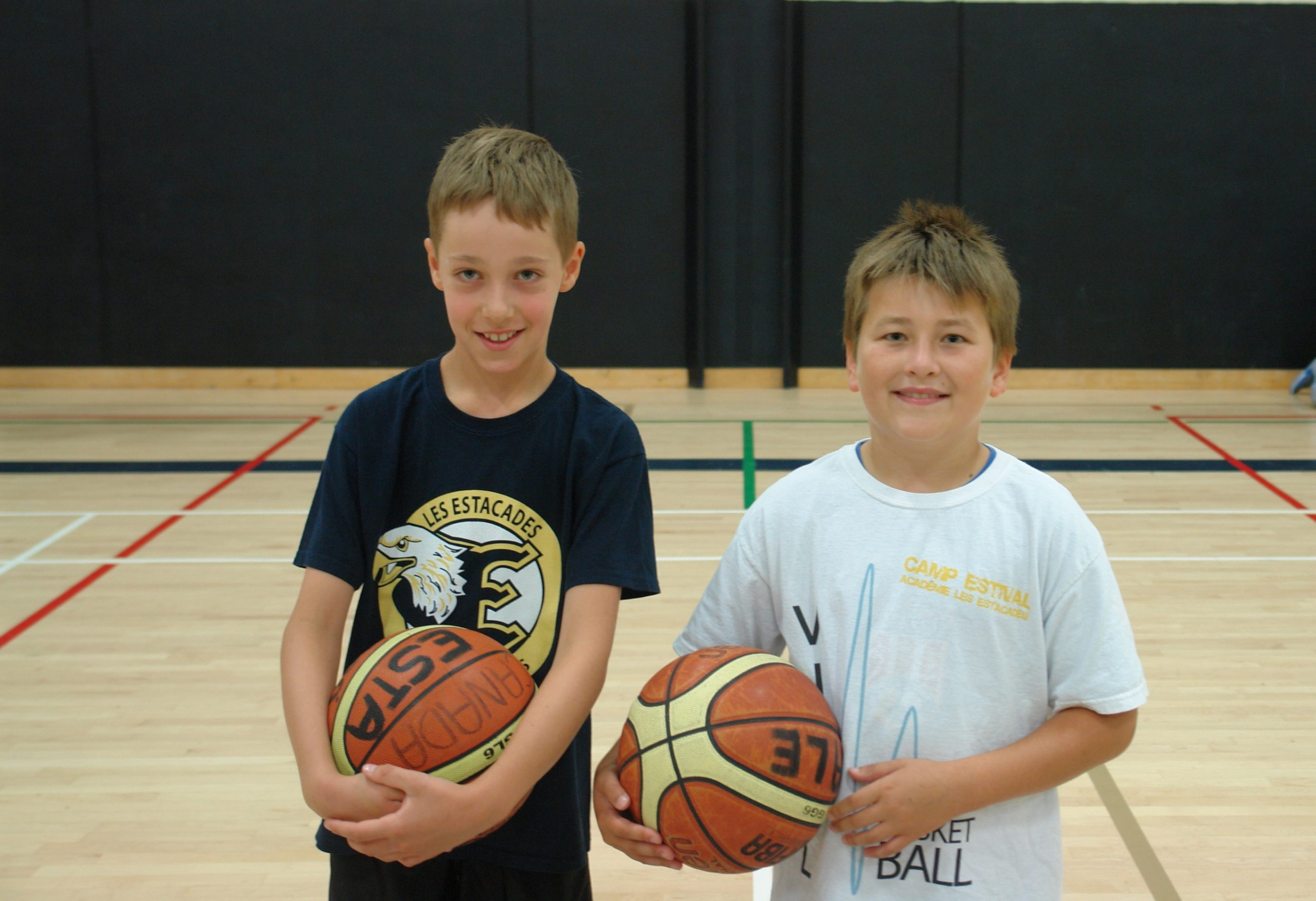 Camp basketball VITAL 2015 - 1