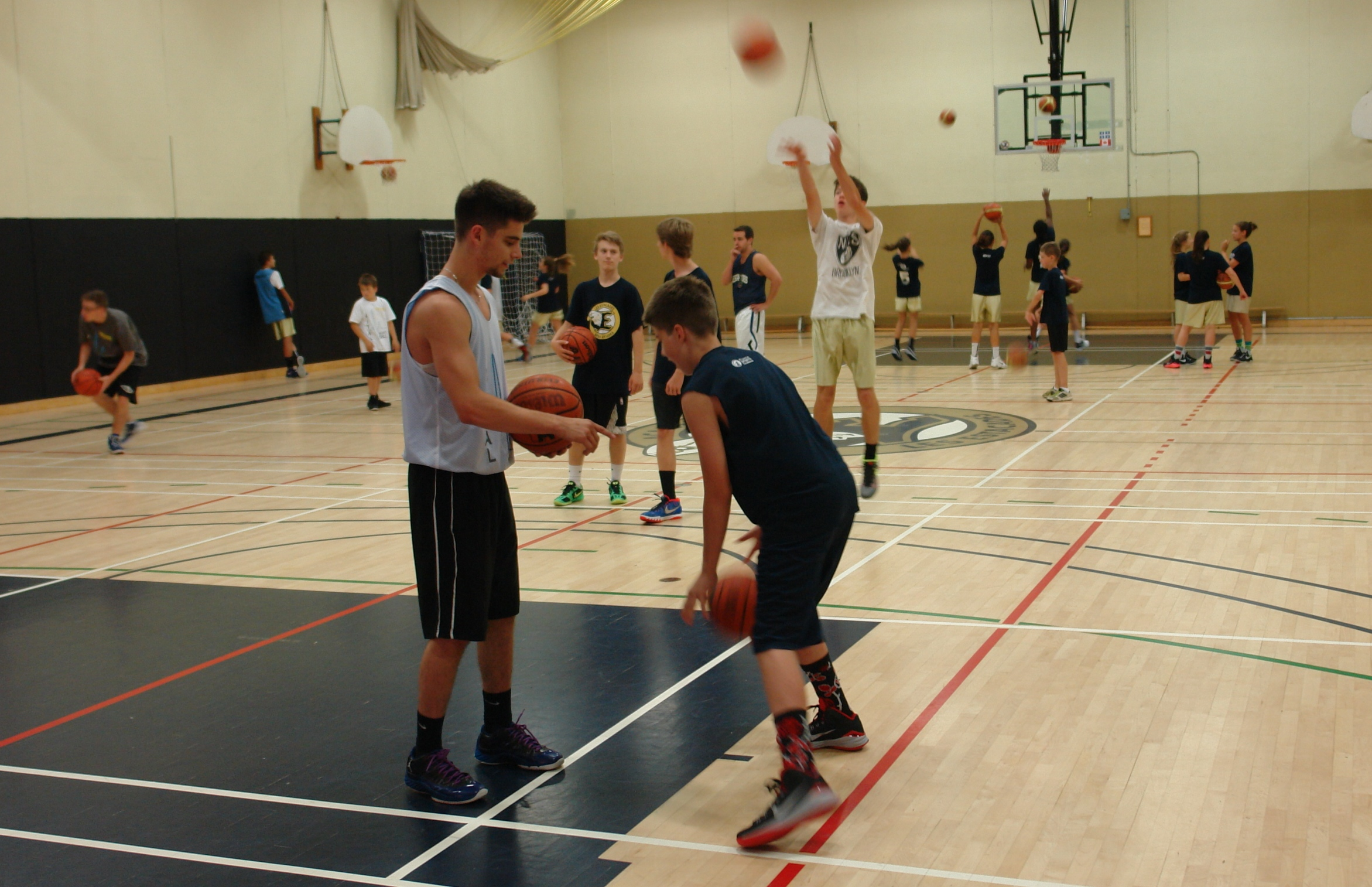 Camp basketball VITAL 2015 - 3