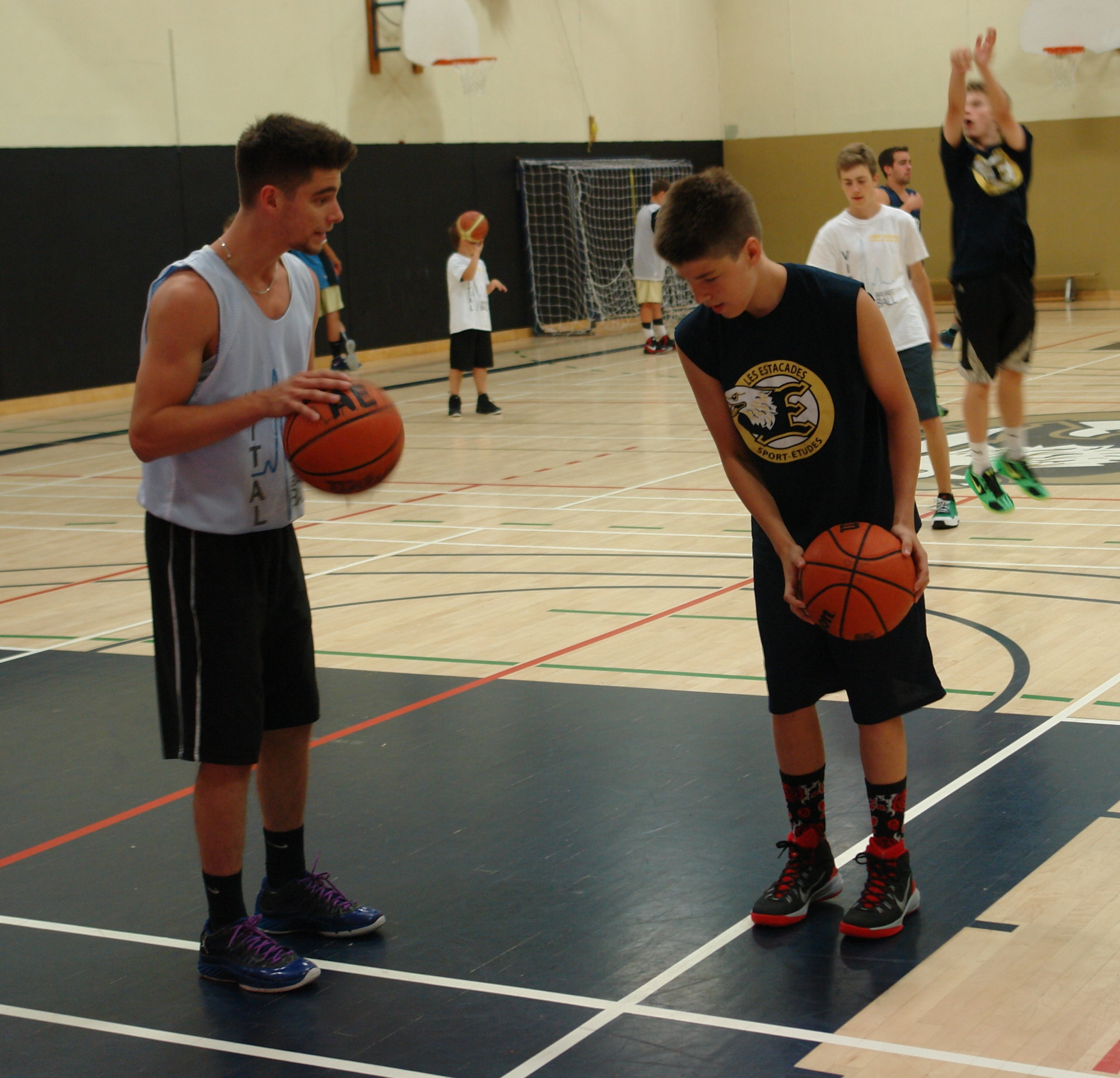 Camp basketball VITAL 2015 - 4