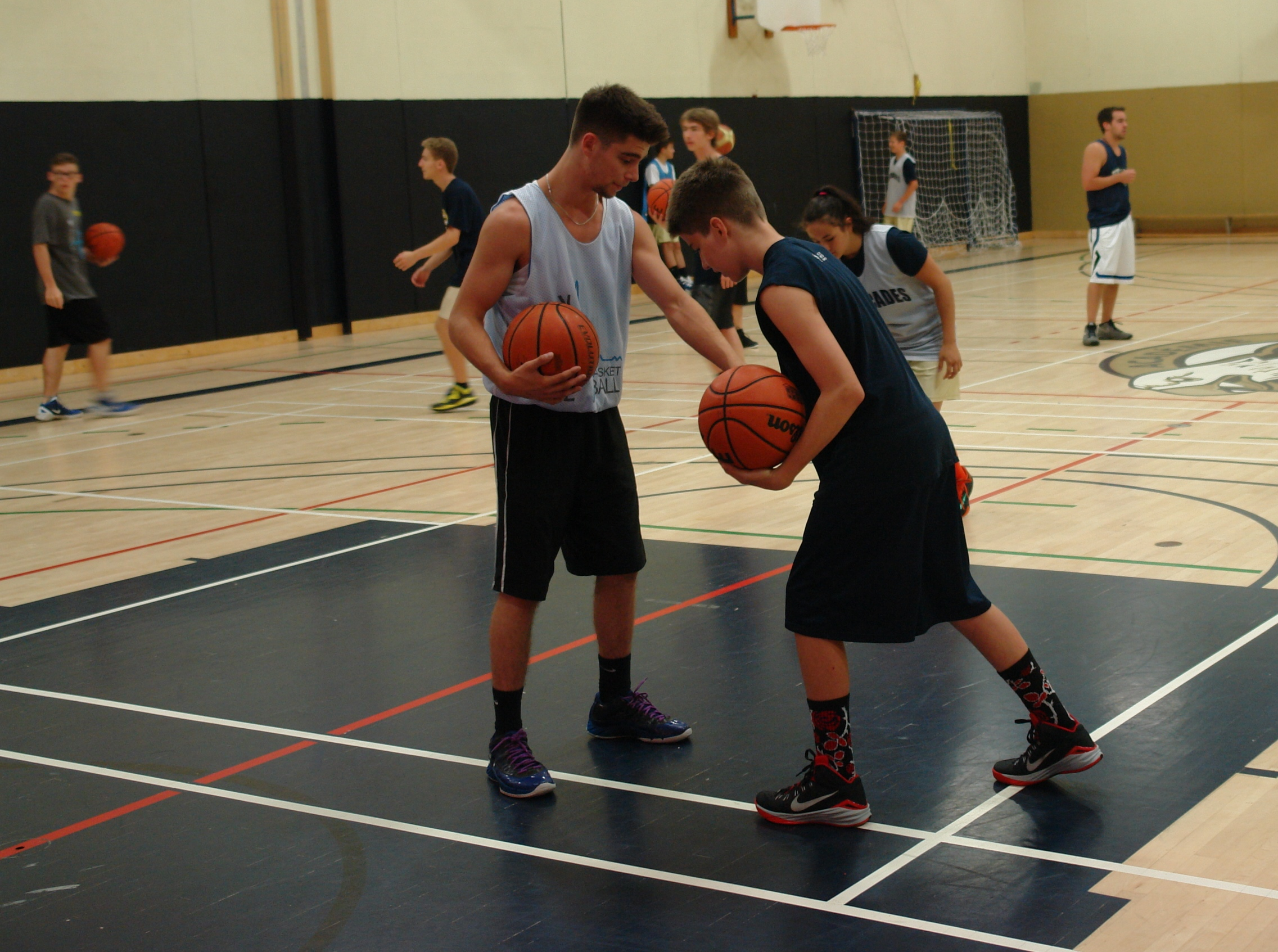 Camp basketball VITAL 2015 - 5