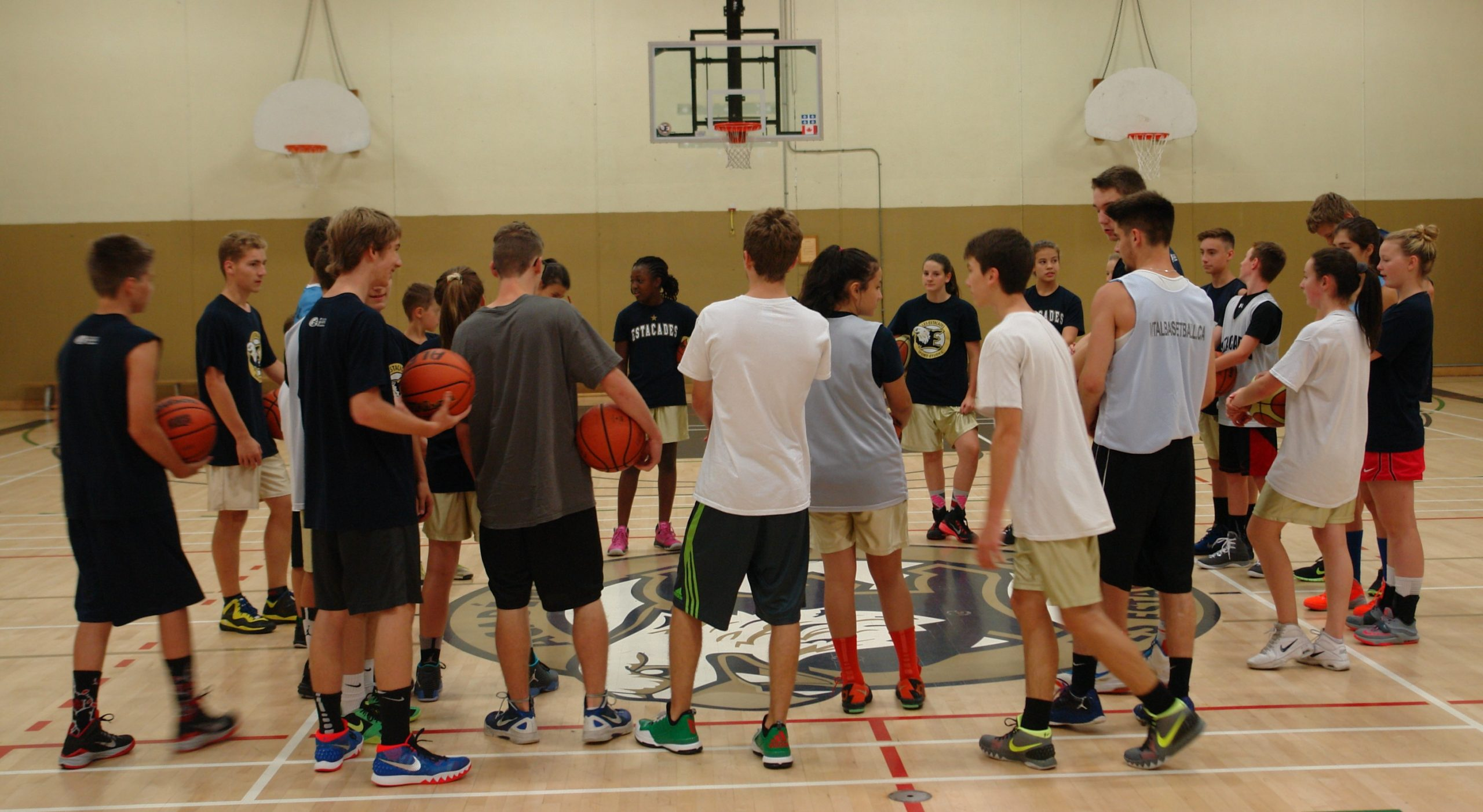 Camp basketball VITAL 2015 - 7