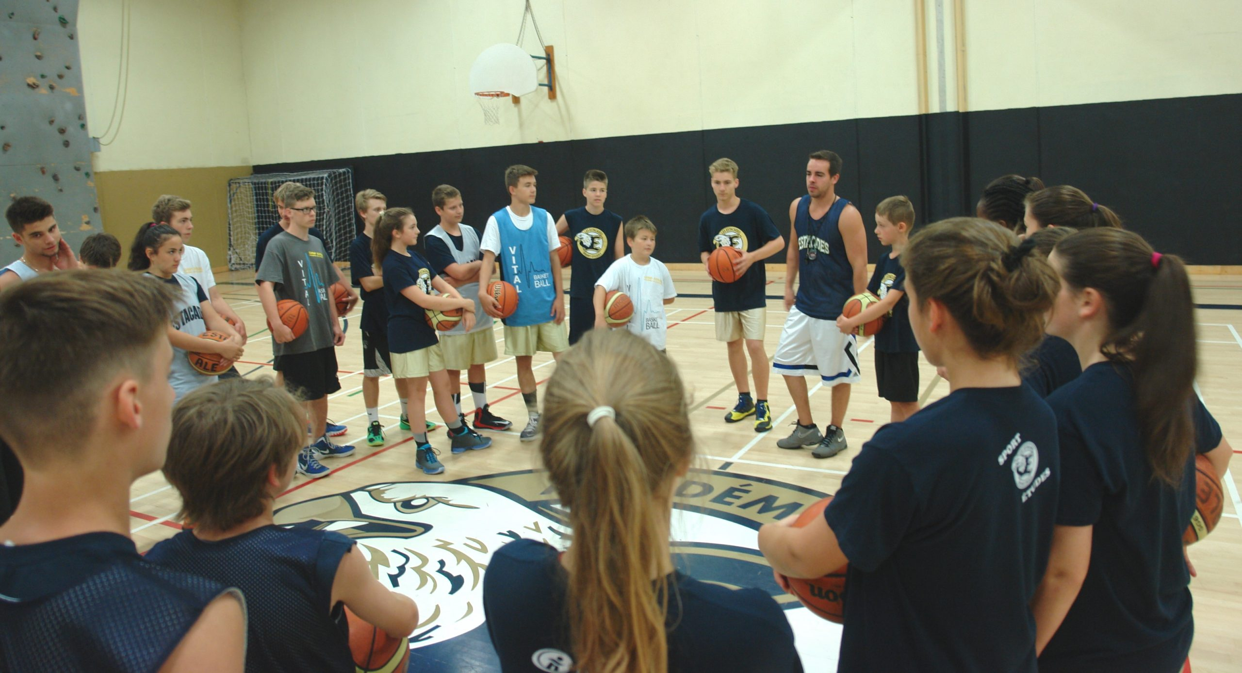 Camp basketball VITAL 2015 - 8