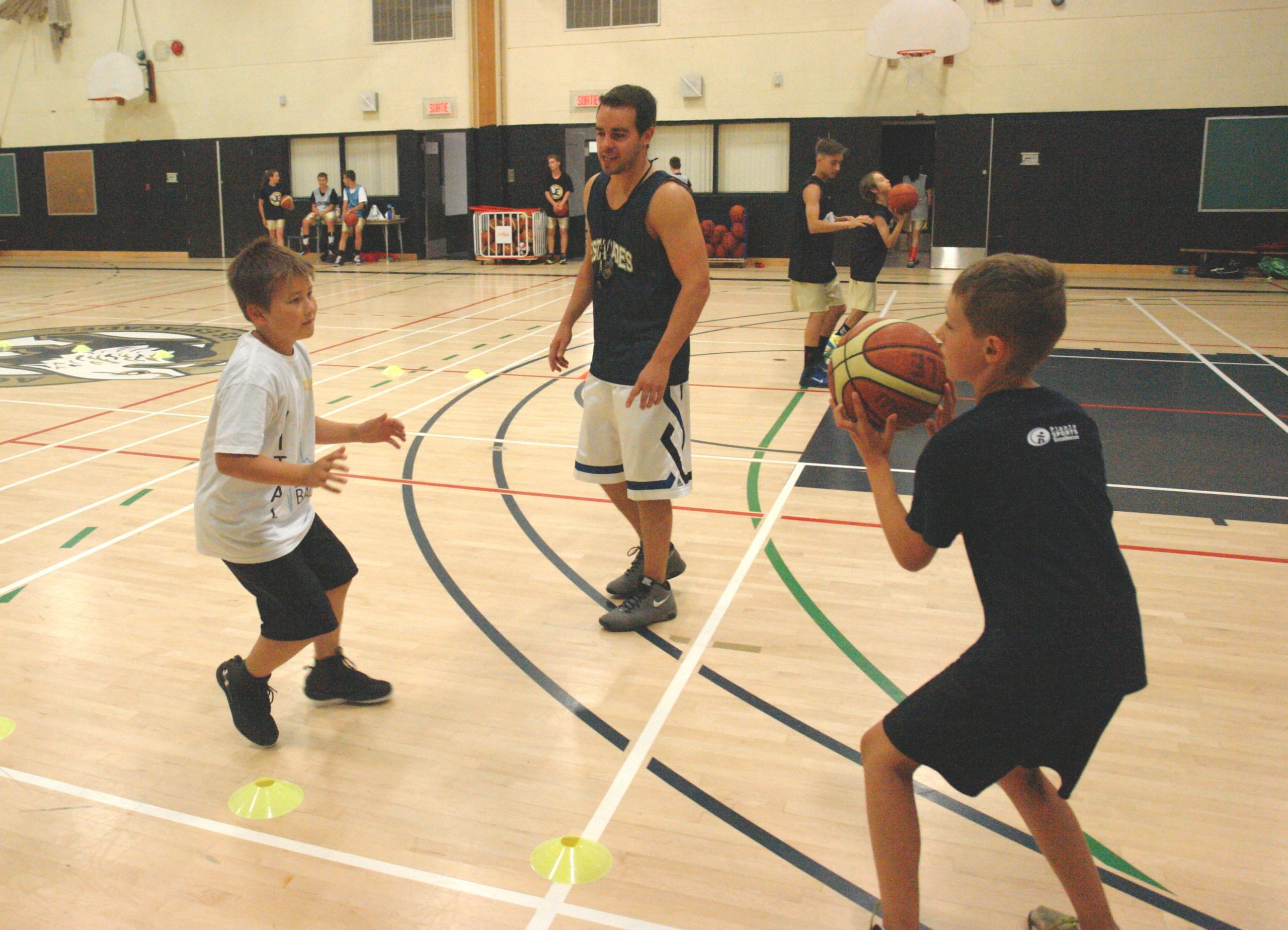 Camp basketball VITAL 2015 - 26