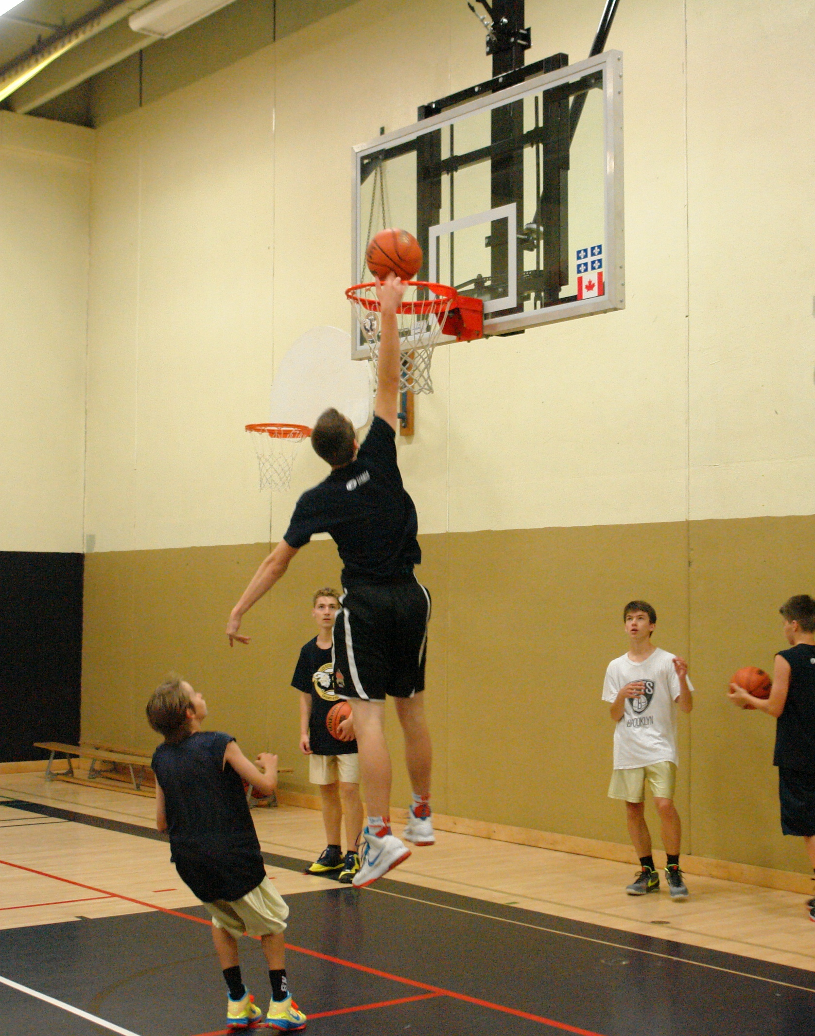 Camp basketball VITAL 2015 - 90