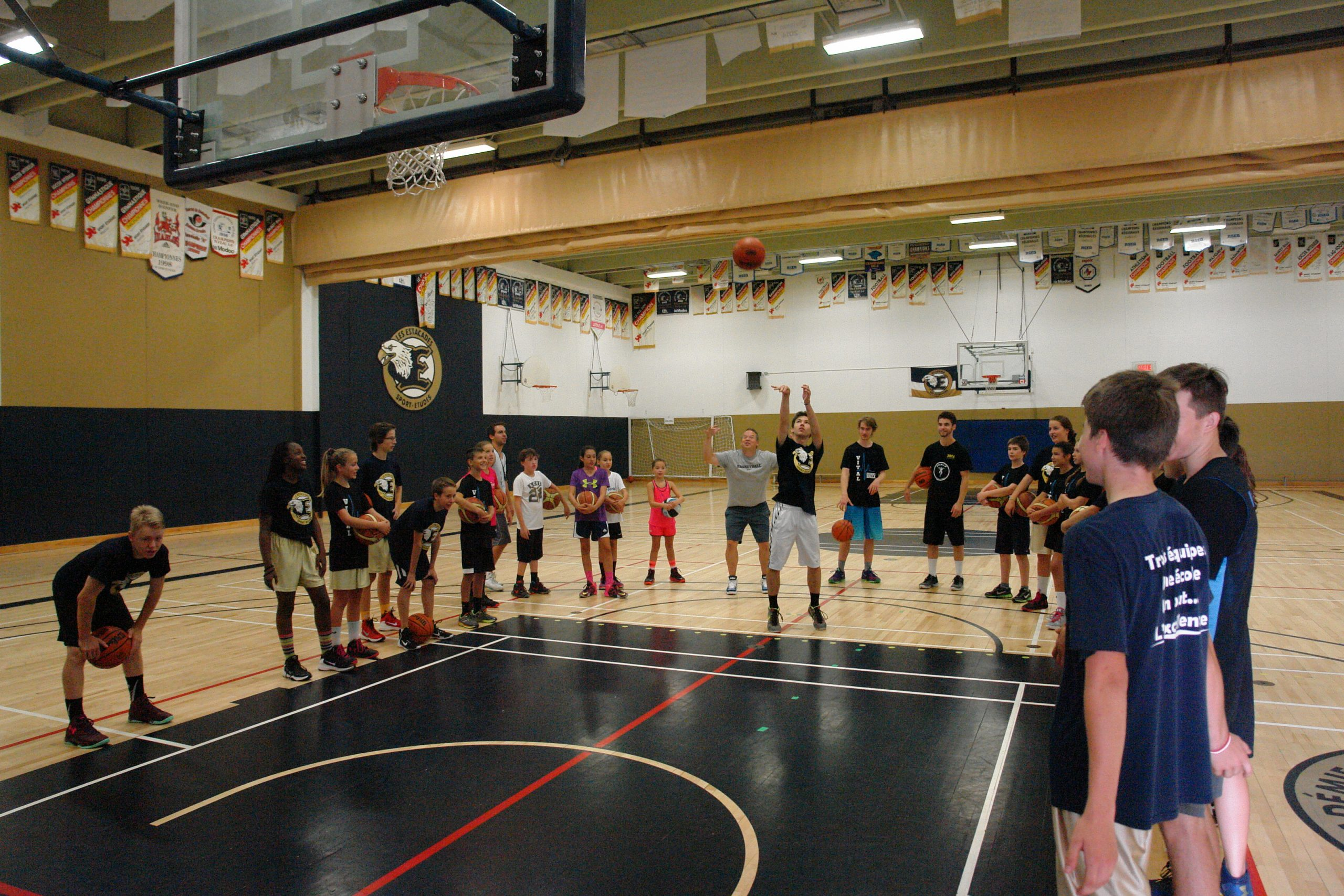 Camp basketball VITAL 2016 - 1