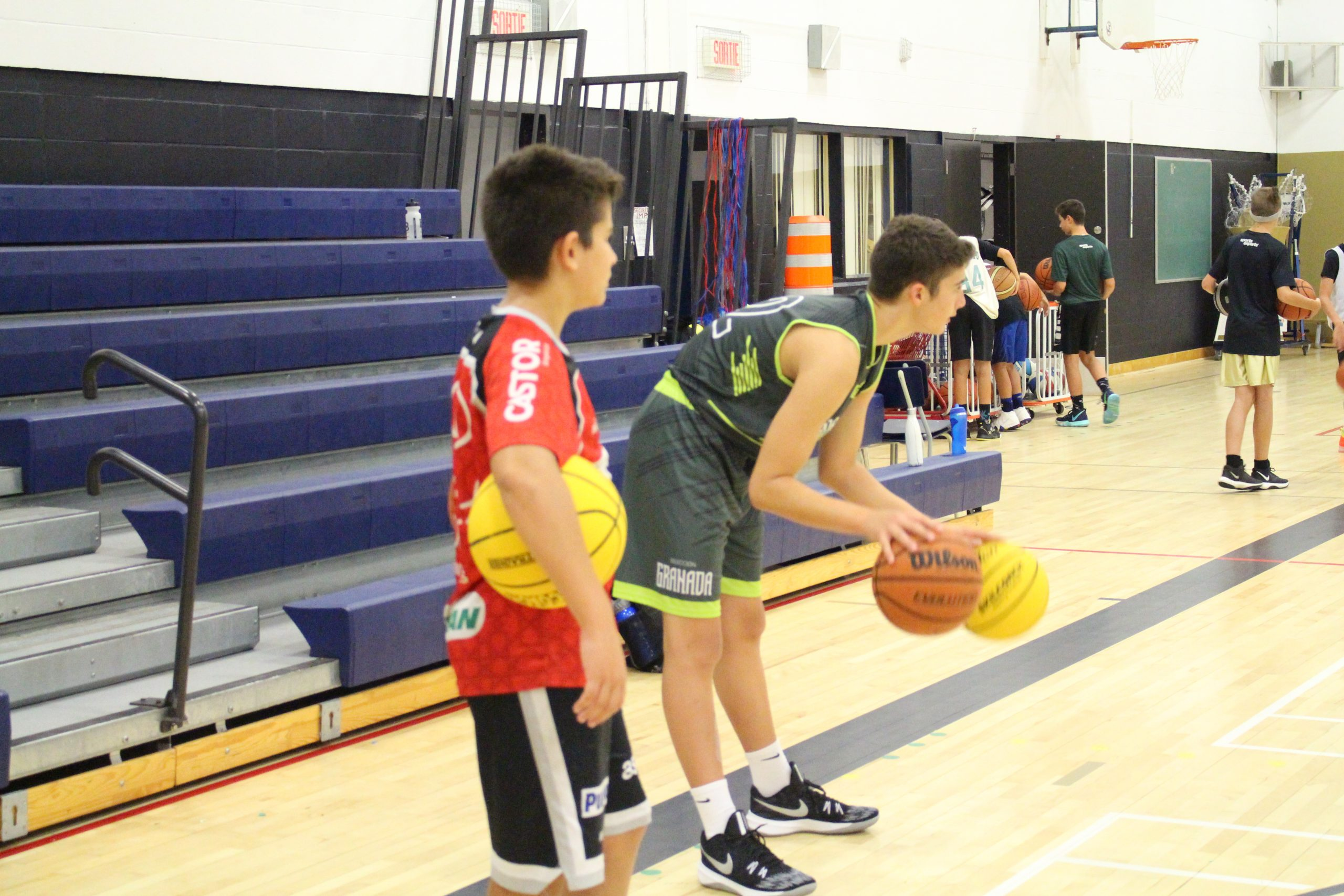 Camp basketball VITAL 2019 - 33