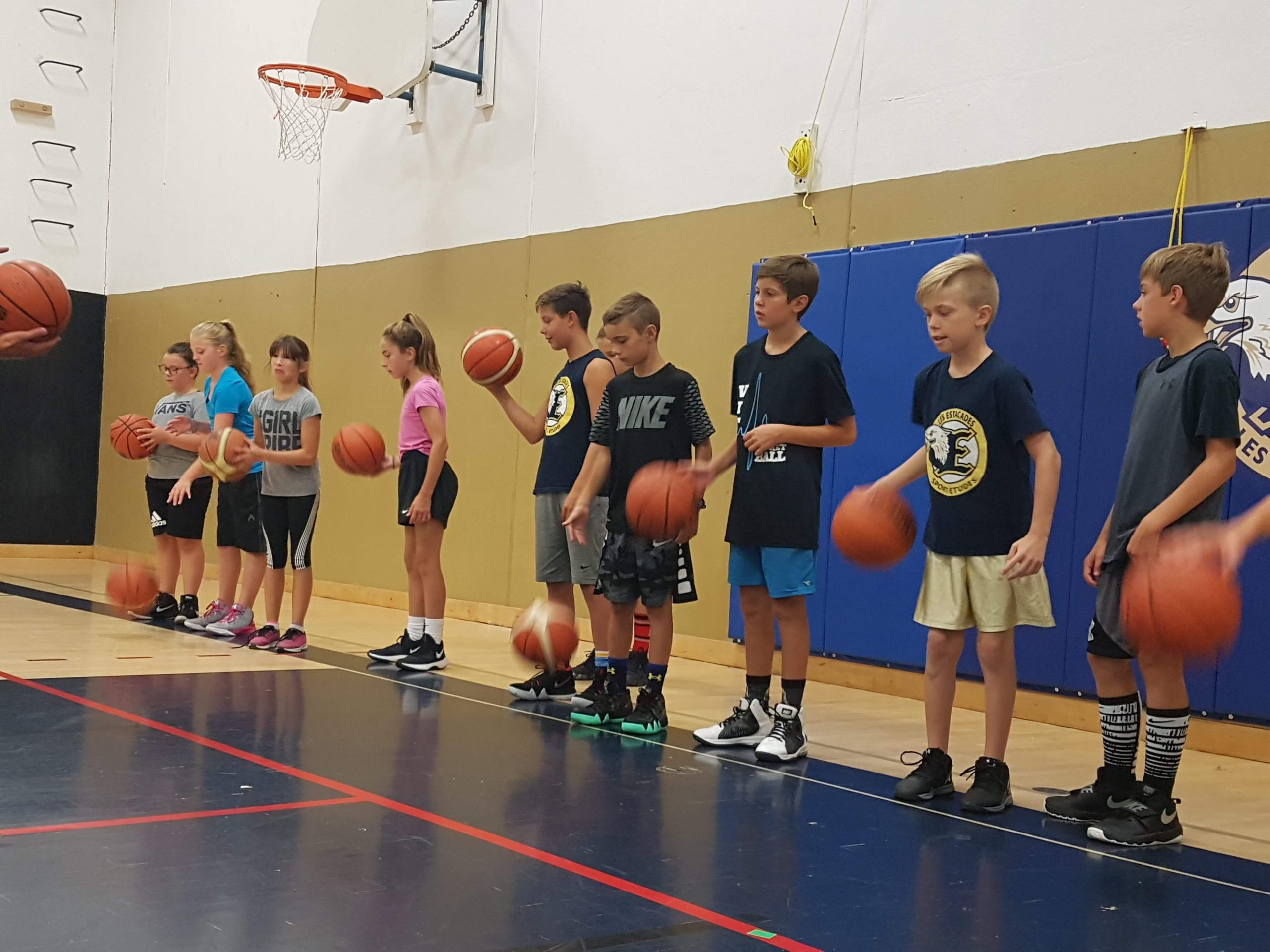 Camp basketball VITAL 2018 - 34