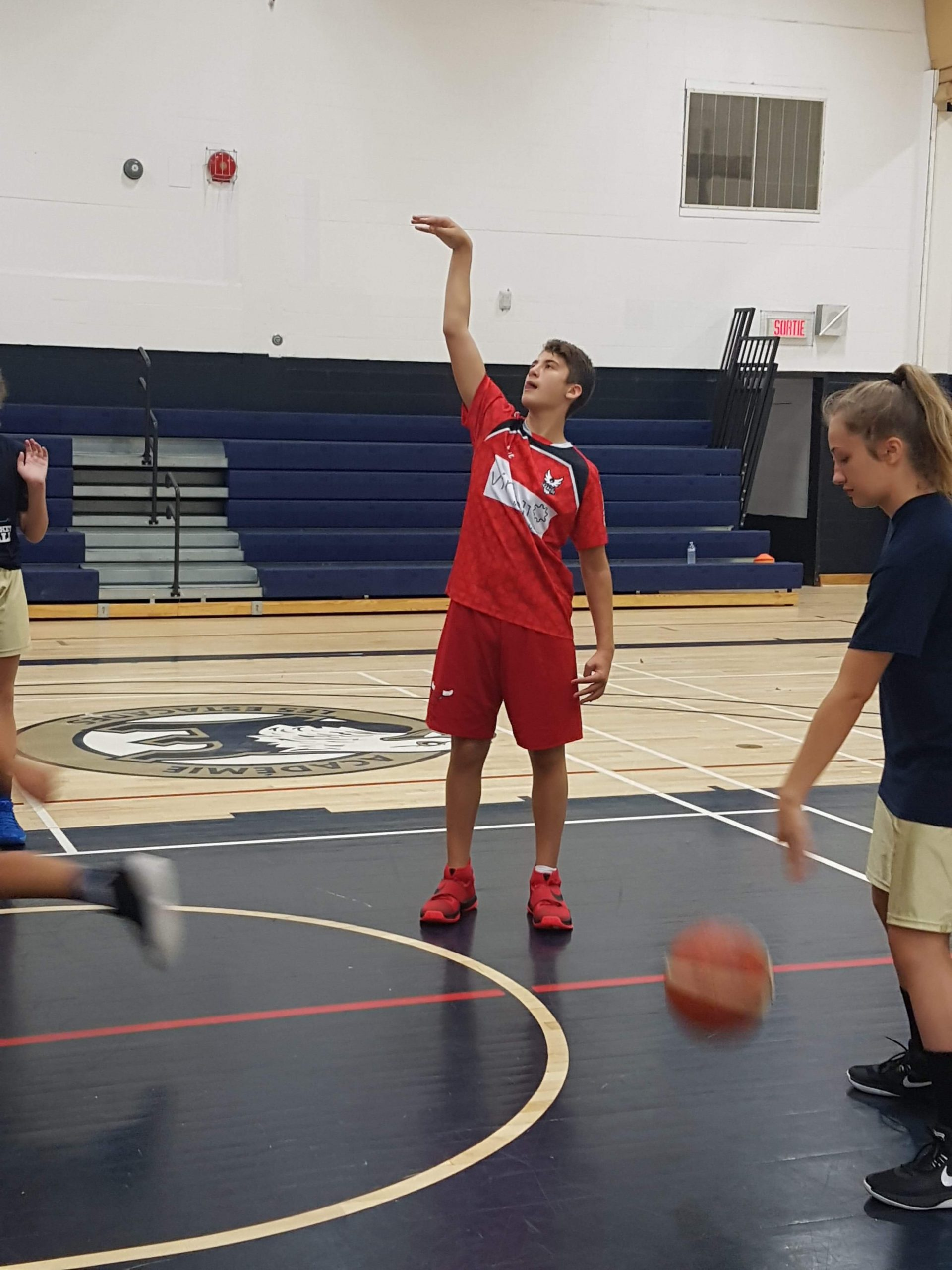 Camp basketball VITAL 2018 - 07