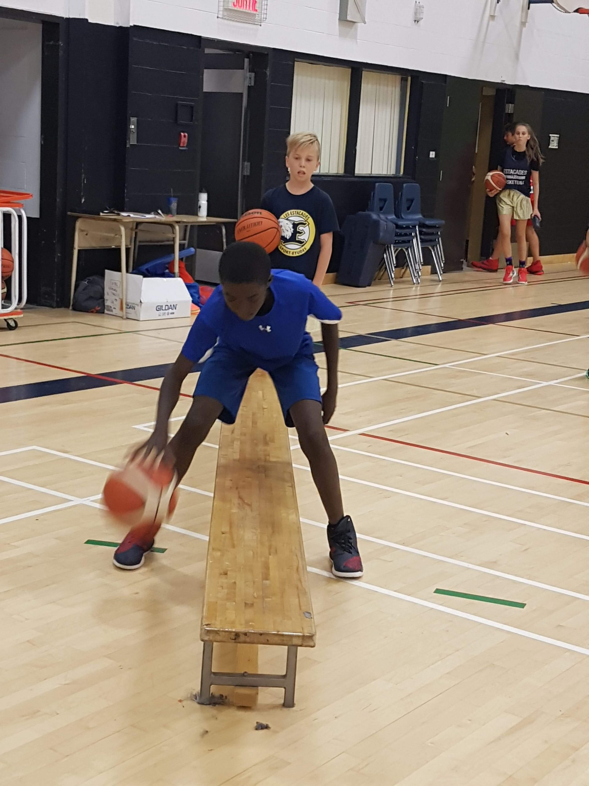 Camp basketball VITAL 2018 - 19