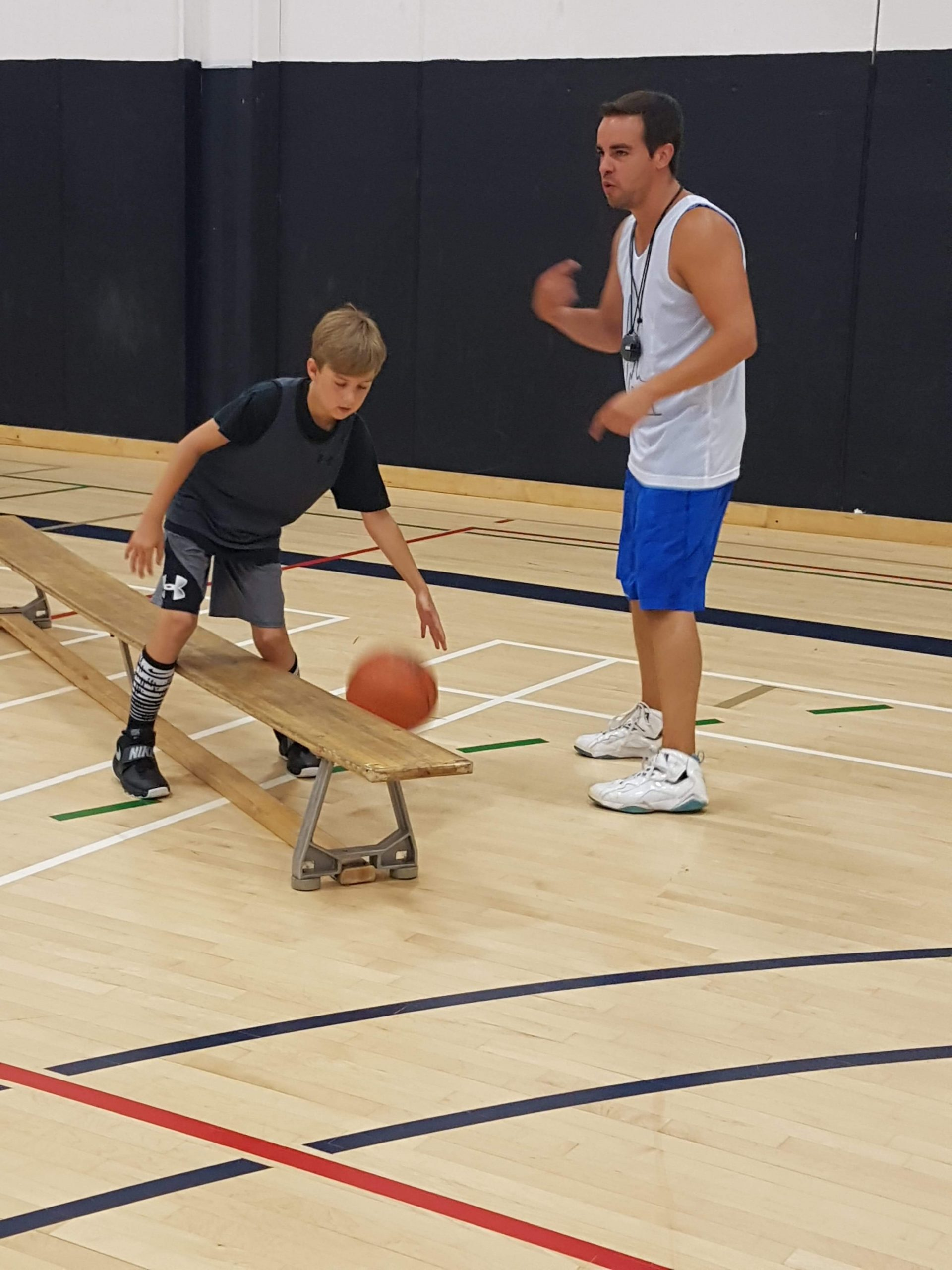 Camp basketball VITAL 2018 - 21