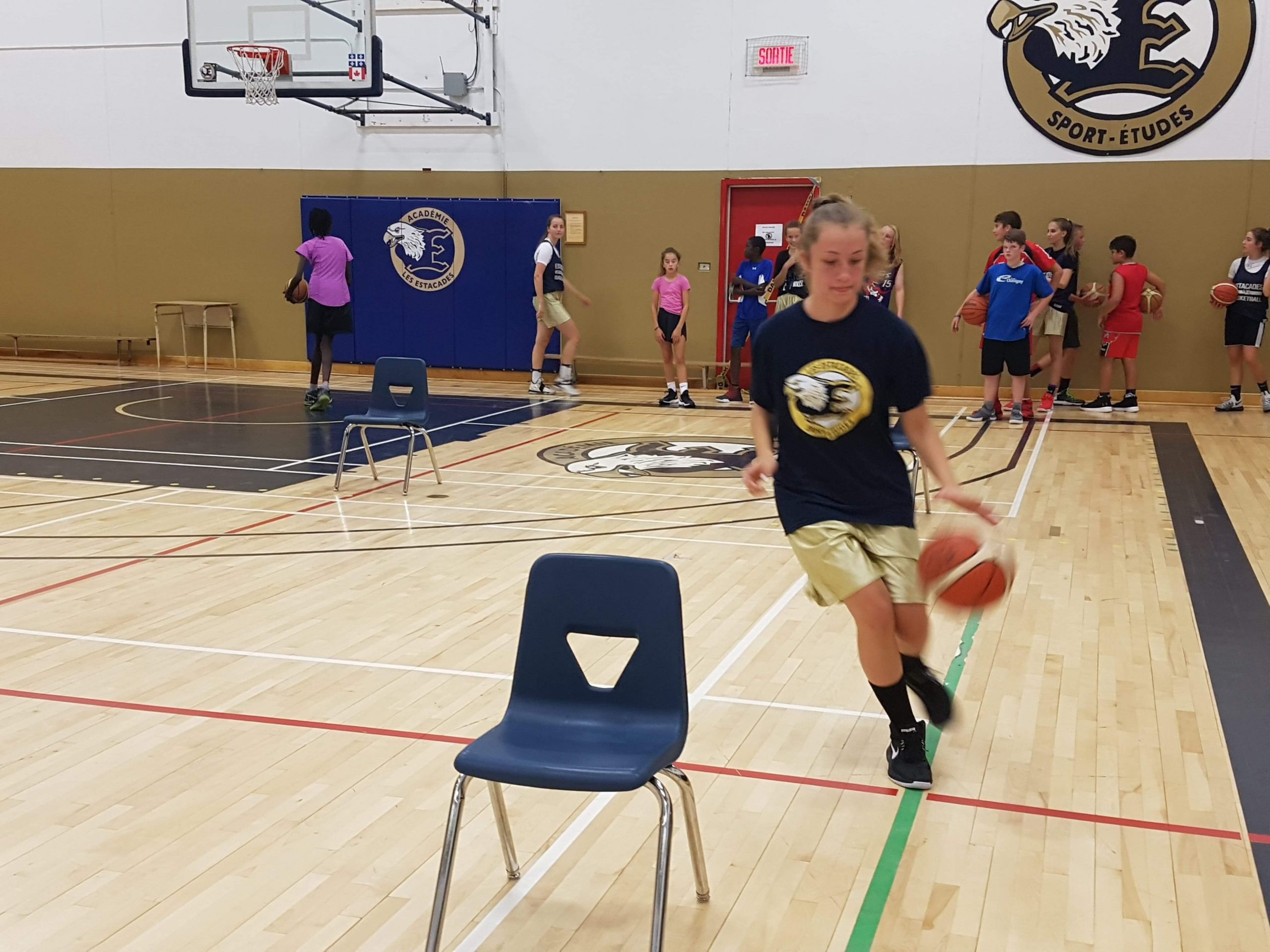 Camp basketball VITAL 2018 - 25