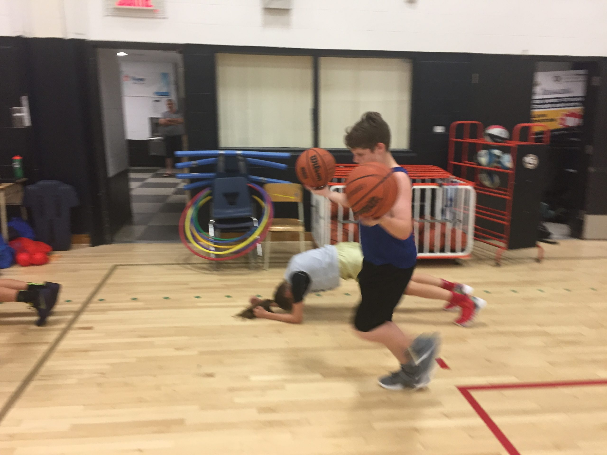 Camp basketball VITAL 2018 - 43