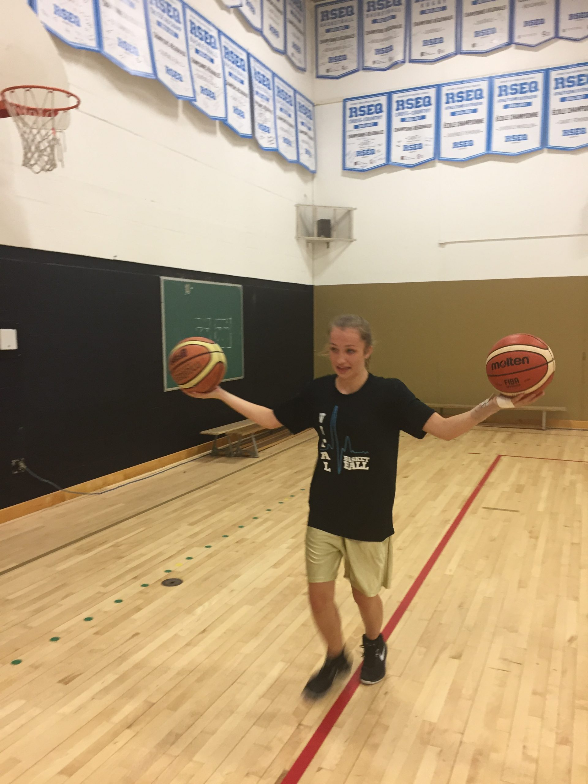 Camp basketball VITAL 2018 - 45